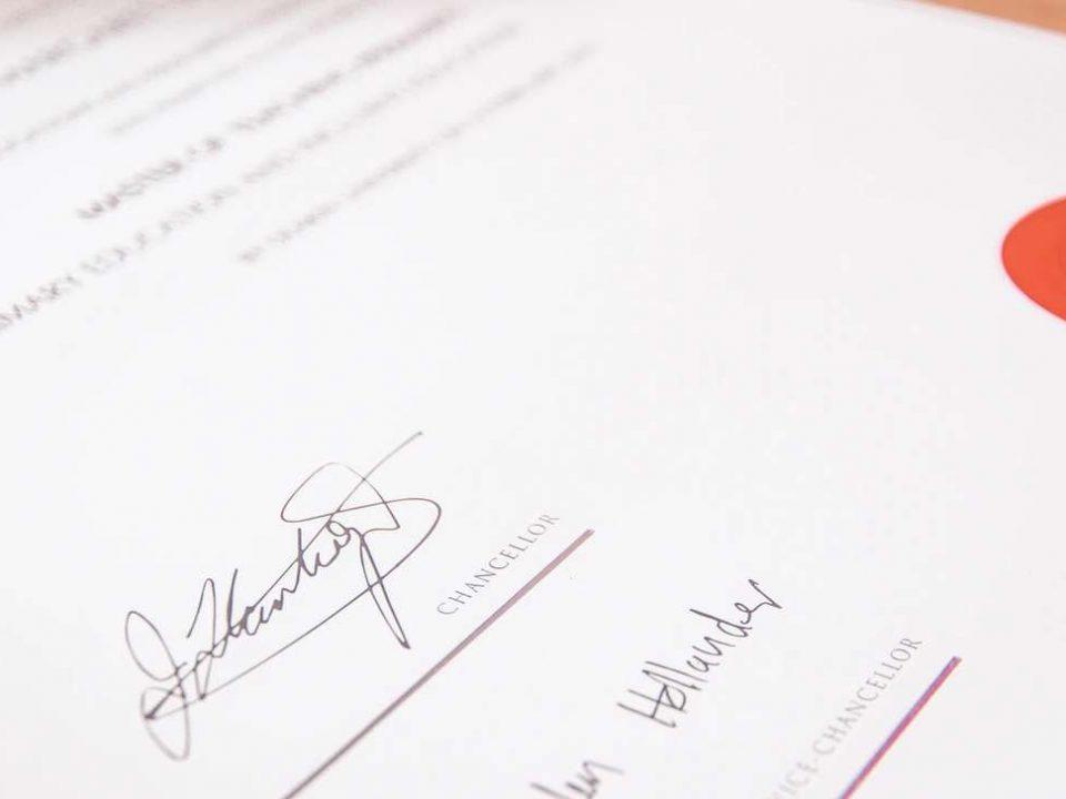 Come firmare la fattura digitale